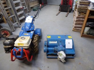 Online Auction: Gardening Machinery & Equipment