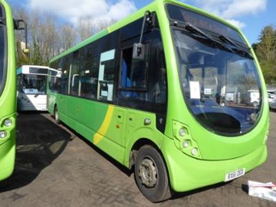 Online Auction: 30 Buses, Coaches, Mini Coaches & Support Vehicles