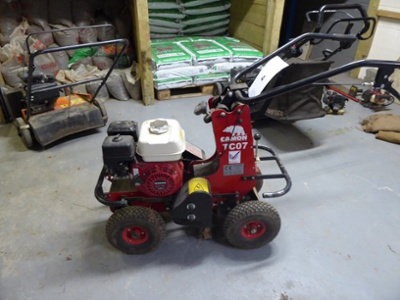 Online Auction: Gardening Machinery & Equipment