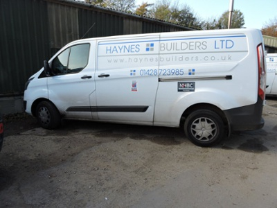 Online Auction: Assets from Haynes Builders Limited (In